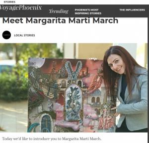 marti margarita artist
